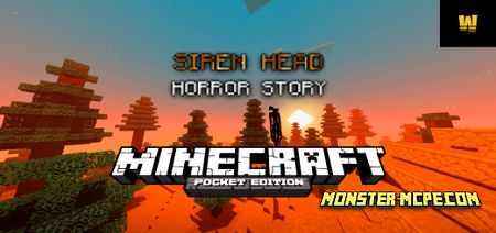 Siren Head: Horror Story Map