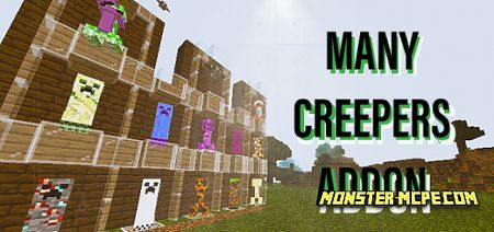 Many Creepers Add-on