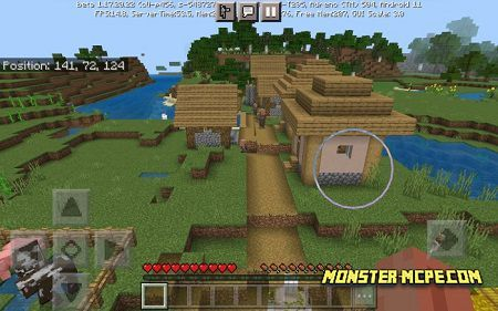 Village With 2 Blacksmith Near Spawn (1)
