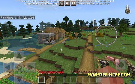 Village With 2 Blacksmith Near Spawn (3)