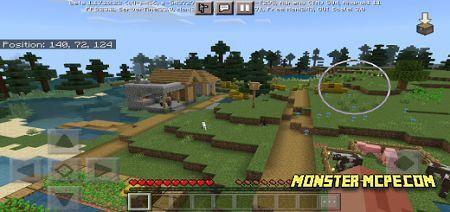 Village With 2 Blacksmith Near Spawn Seed