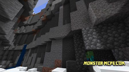Zombie Dungeon in exposed Ravine