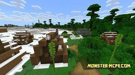 Zombie Village/Jungle Temple