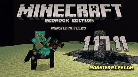 Minecraft PE 1.17.11 for Android