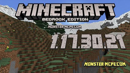 Minecraft PE 1.17.30.21 for Android