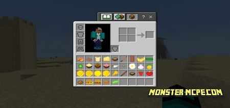 New Foods Add-on