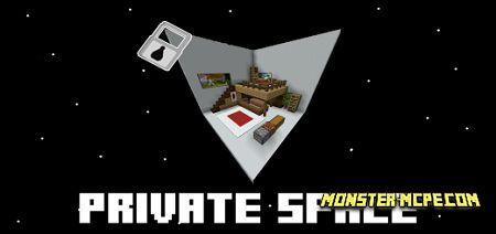 "Private Space ""Dimension"" Add-on"