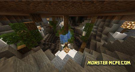 inside of the big island