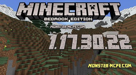 Minecraft PE 1.17.30.22 for Android
