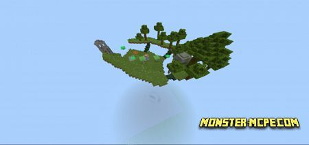 SkyWars And Bridging Practice World Map