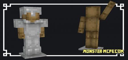 Reimagined Armor Stand Texture Pack
