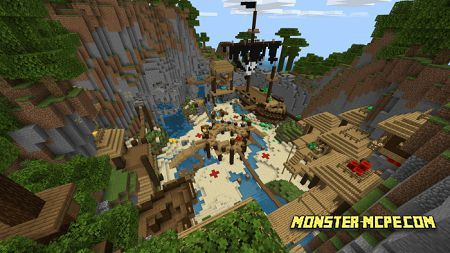 Minecraft Battle (1)