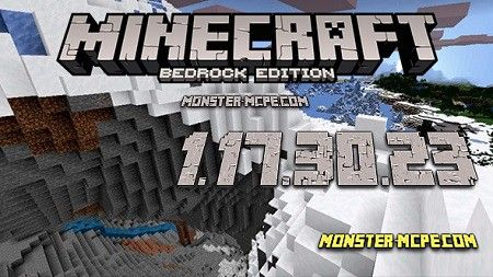 Minecraft PE 1.17.30.23 for Android