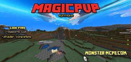MagicPVP 1.0 Texture Pack
