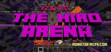 The Hiro Arena Map