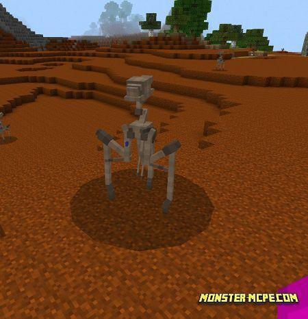 Martian War Spider