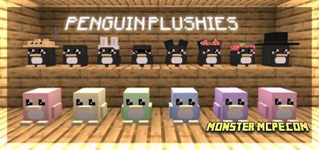 Penguin Plushies v1.0 Add-on
