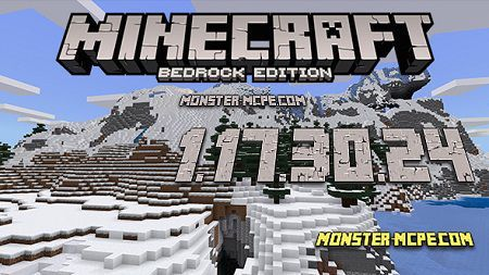 Minecraft PE 1.17.30.24 for Android