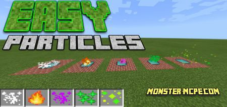 Placeable Particles Add-on