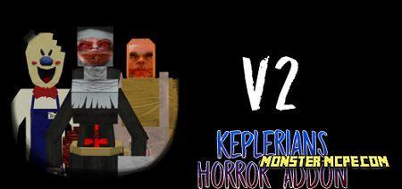 Keplerians Horror Add-on
