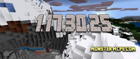 Minecraft PE 1.17.30.25 for Android
