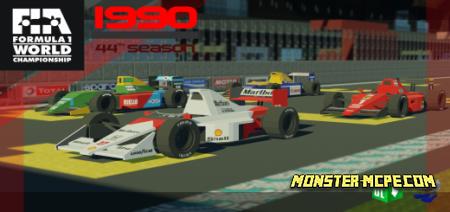 Formula 1 - 1990 Add-on