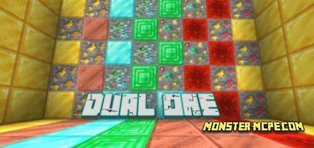 Dual Ore Add-on 1.17+