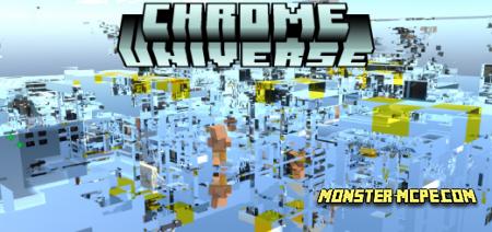 Chrome Universe Texture Pack