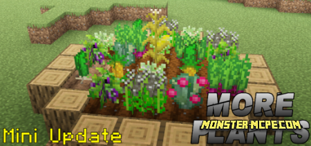 More Plants Add-on 1.17+