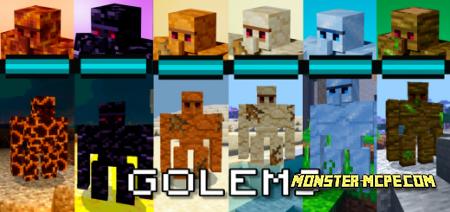 Golems Add-on