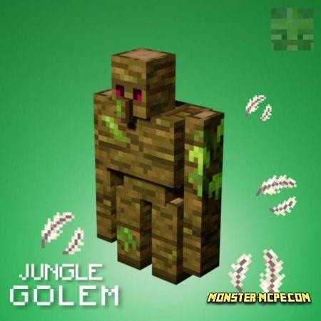 Golems Add-on 1.17+