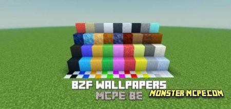 Bzf Wallpapers Add-on 1.17+