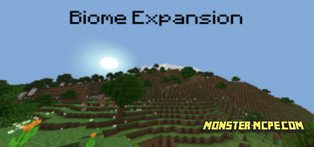 Biome Expansion Add-on
