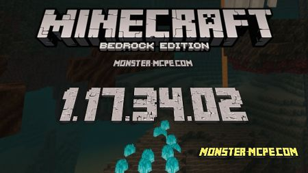 Minecraft PE 1.17.34.02 for Android