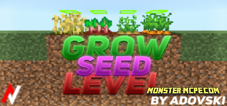 Grow Seed Level Texture Pack