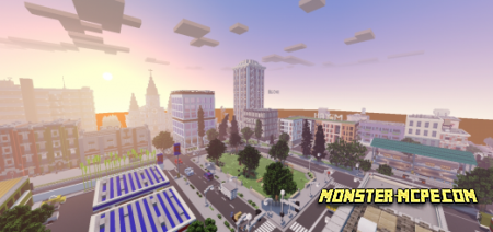 New Clark City 2.0 Map