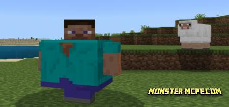 Minecraft But Fat Add-on 1.17+